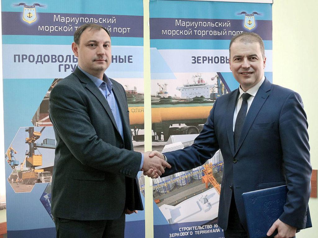 Заключение на строительство зернового терминала г. Мариуполь - Строительная компания «Riola»