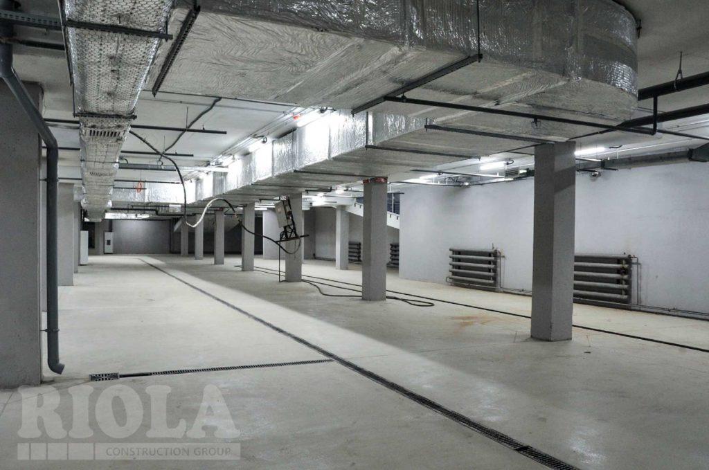 Победа в тендере на строительство второго пускового комплекса «Охматдет» - Строительная компания «Riola»