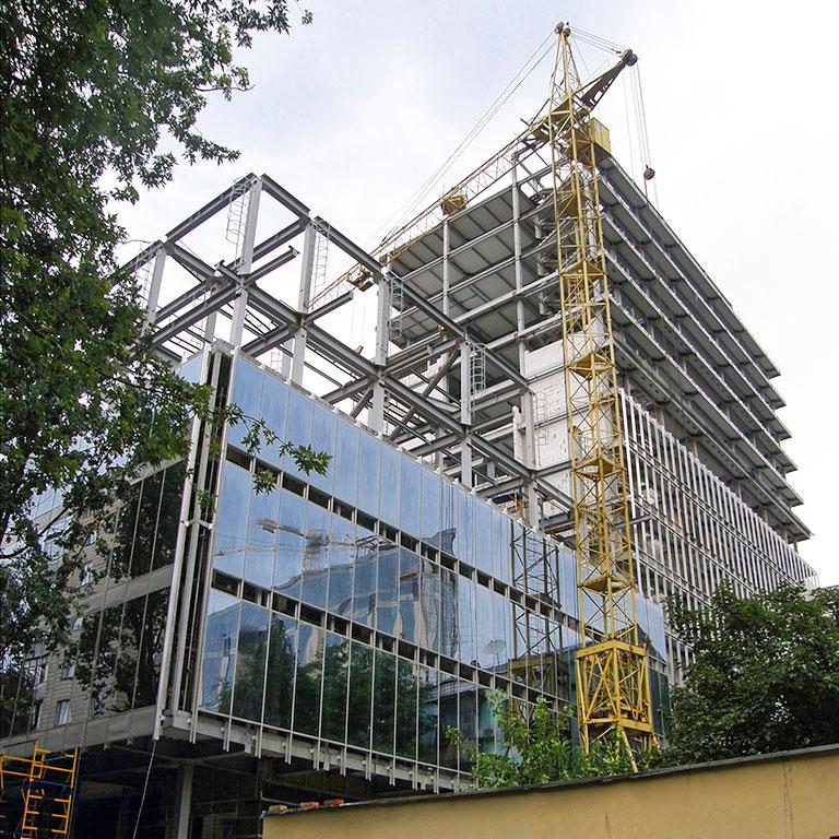 Генеральная прокуратура Украины - Строительная компания «Riola»