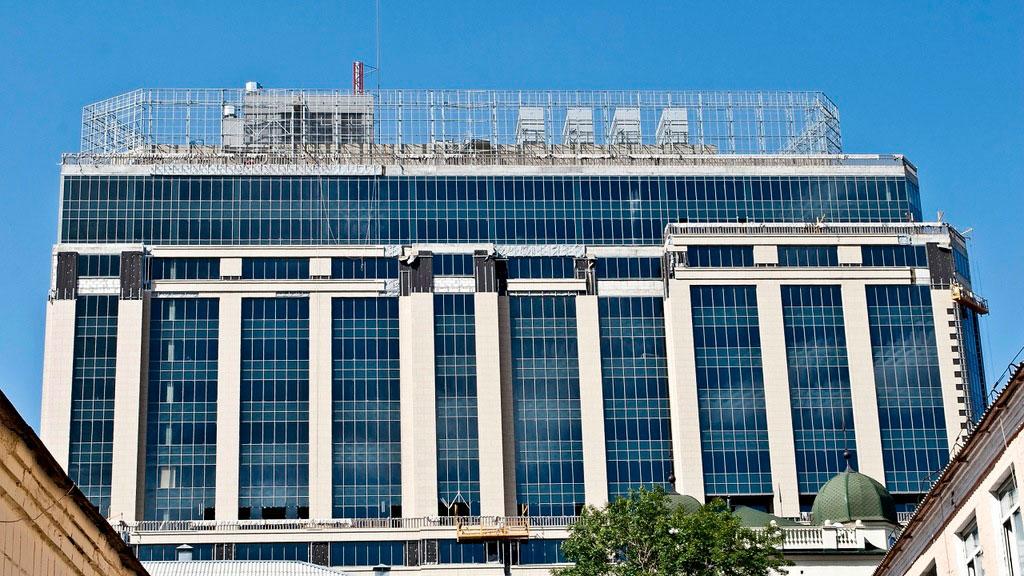 Бизнес-центр «Сенатор» - Строительная компания «Riola»