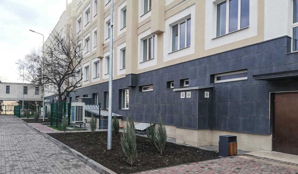 В Славянске открылся новый областной диагностический центр