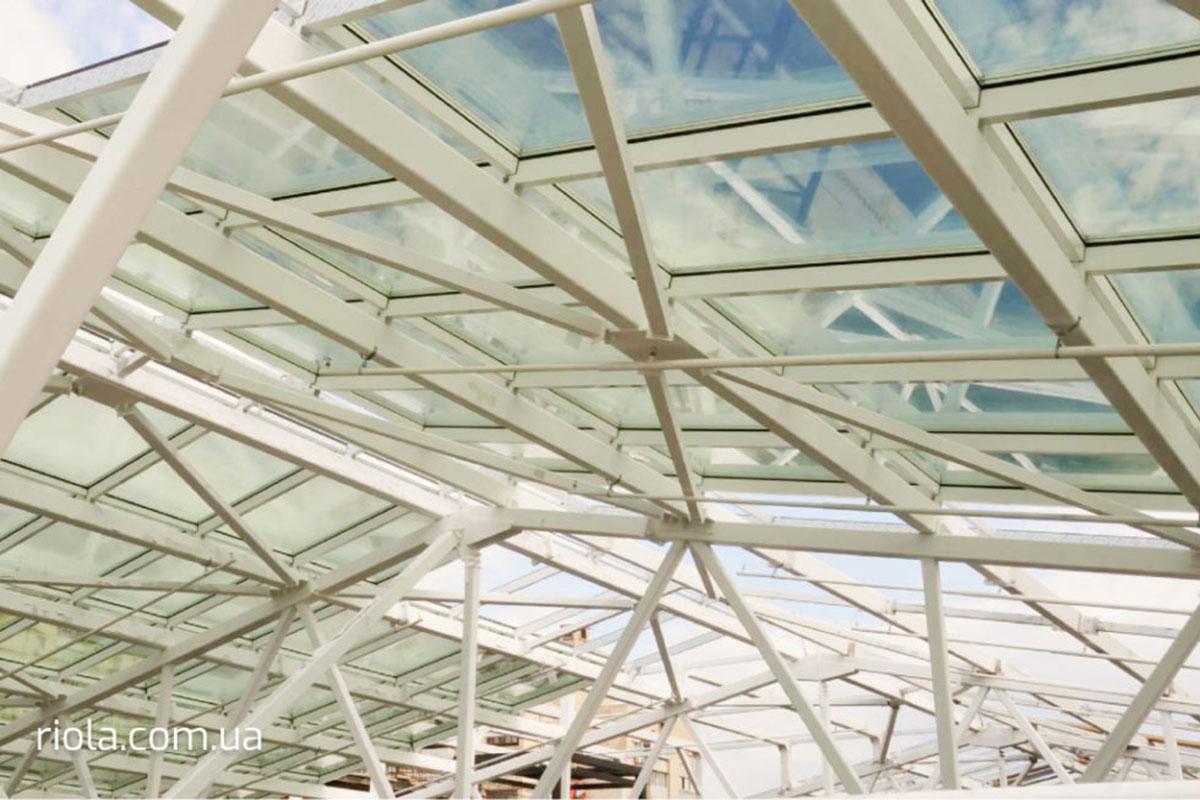 ООО «Риола-модуль ЛТД» завершило сверхсложный проект строительства ТРЦ «Oasis»