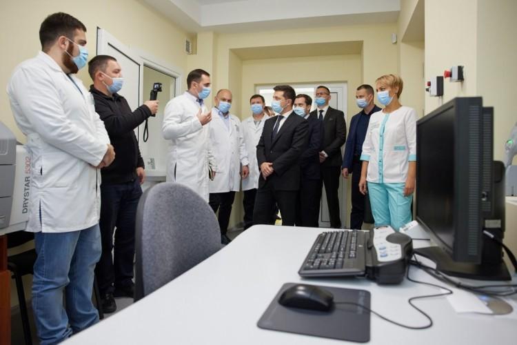 Компания Риола победила в тендере на строительство лечебно-диагностического центра Охматдит.