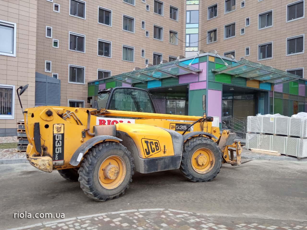 Продолжается строительство второй очереди Национальной детской специализированной больницы НДСБ «Охматдет»