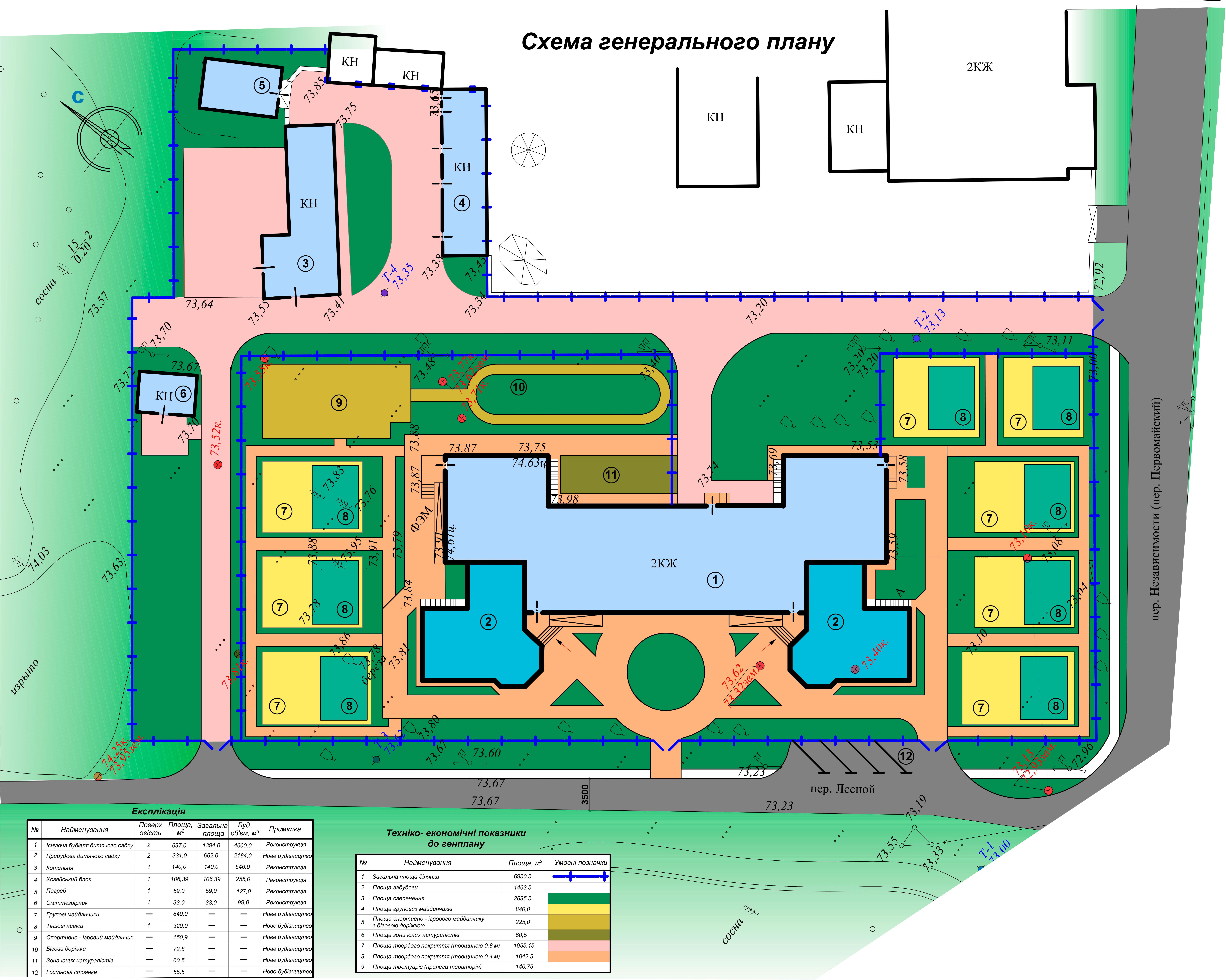 Детский сад N 18 (г. Славянск) - Строительная компания «Riola»