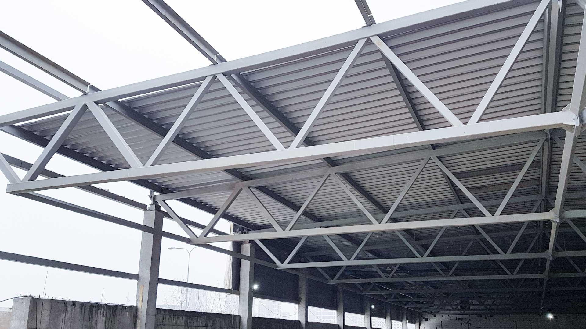 Гипермаркет «NOVUS» (ЖК «Липинка») - Строительная компания «Riola»