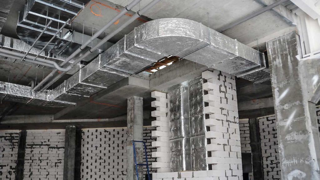 ТРЦ «OASIS» - Строительная компания «Riola»
